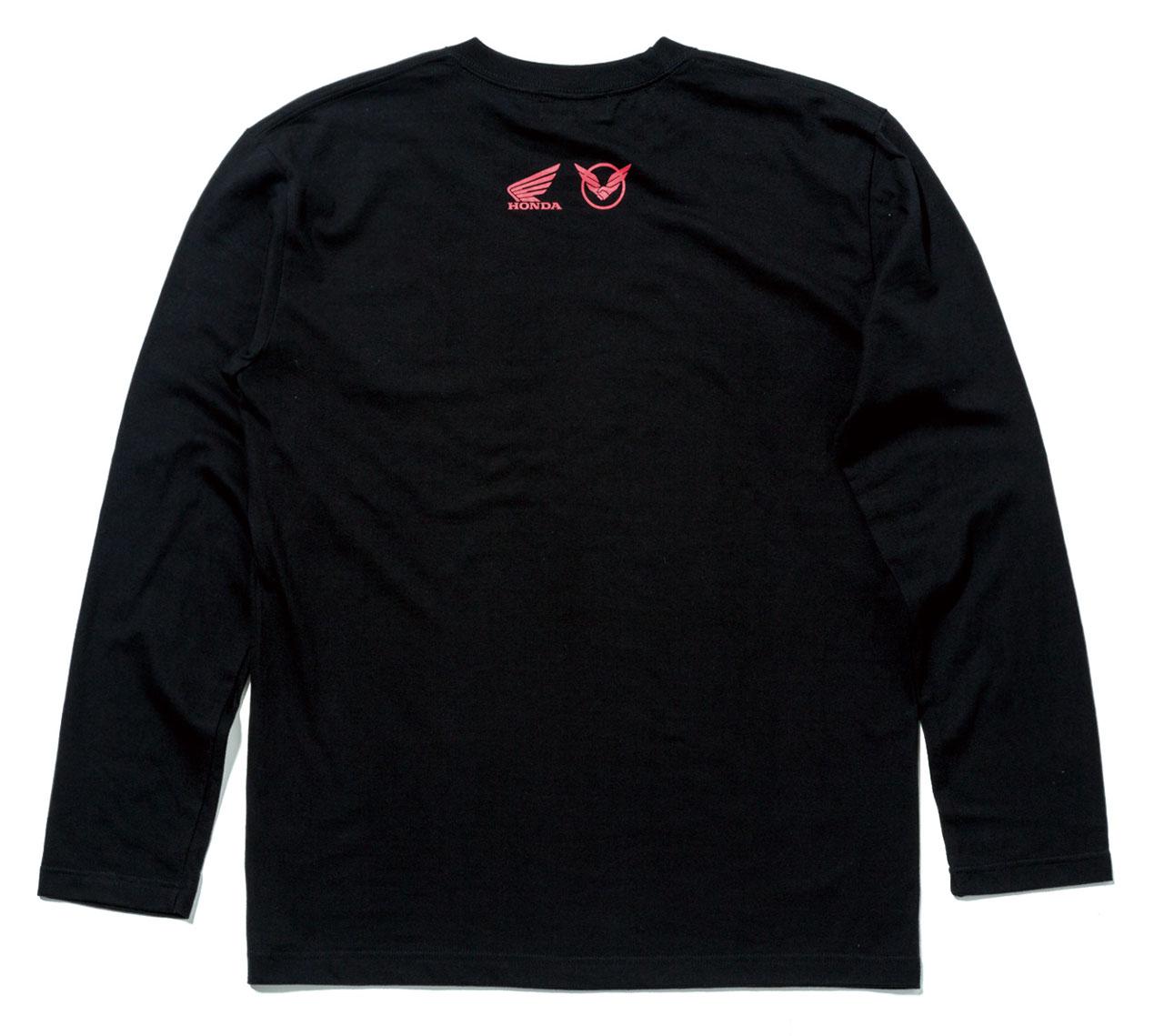 【HONDA RIDING GEAR】【HONDA×YOSHIDA ROBERTO】長袖 T恤「ISM」 - 「Webike-摩托百貨」