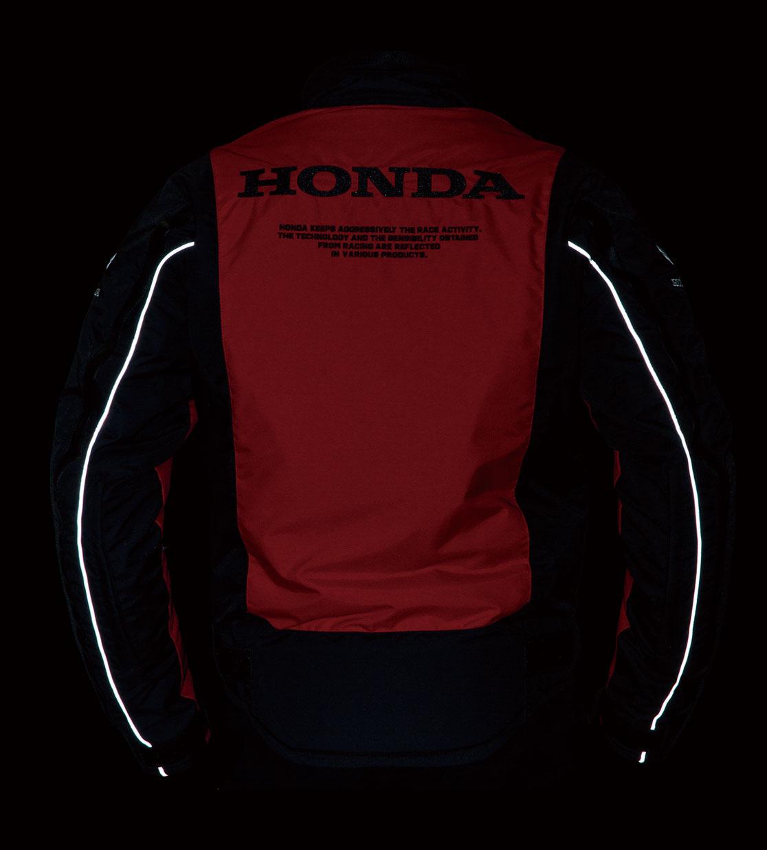【HONDA RIDING GEAR】【HRC】AS騎士布勞森外套 - 「Webike-摩托百貨」