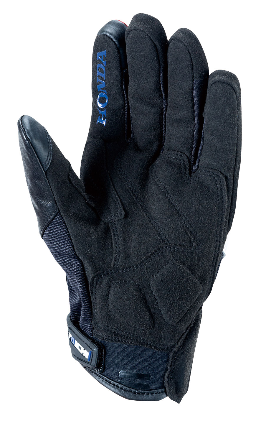 【HONDA RIDING GEAR】【Honda×RS Taichi】護甲冬季手套 - 「Webike-摩托百貨」