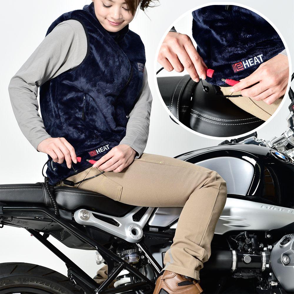 【RS TAICHI】RSU600 e-HEAT  內層背心 - 「Webike-摩托百貨」