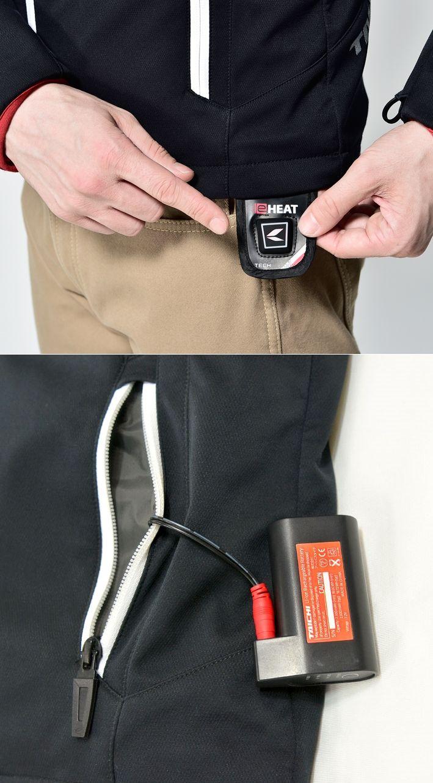 【RS TAICHI】RSU601 e-HEAT  內層外套 - 「Webike-摩托百貨」
