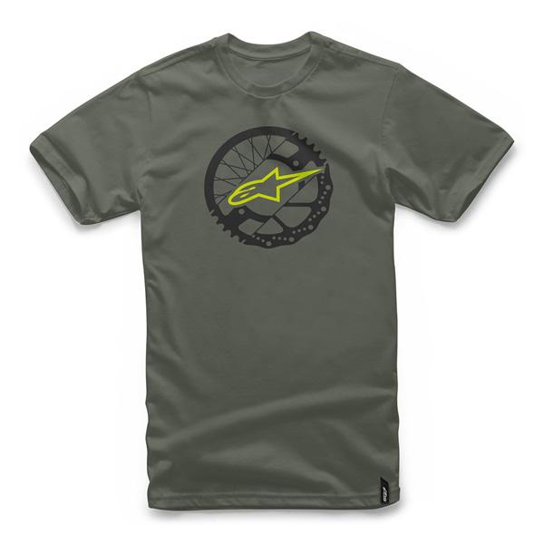 【alpinestars】碟盤 T恤 - 「Webike-摩托百貨」
