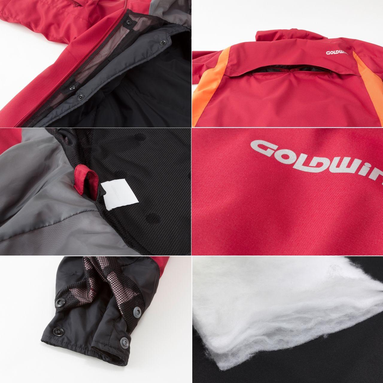 【GOLDWIN】GWS 多功能連帽全天候外套 GSM12658 - 「Webike-摩托百貨」