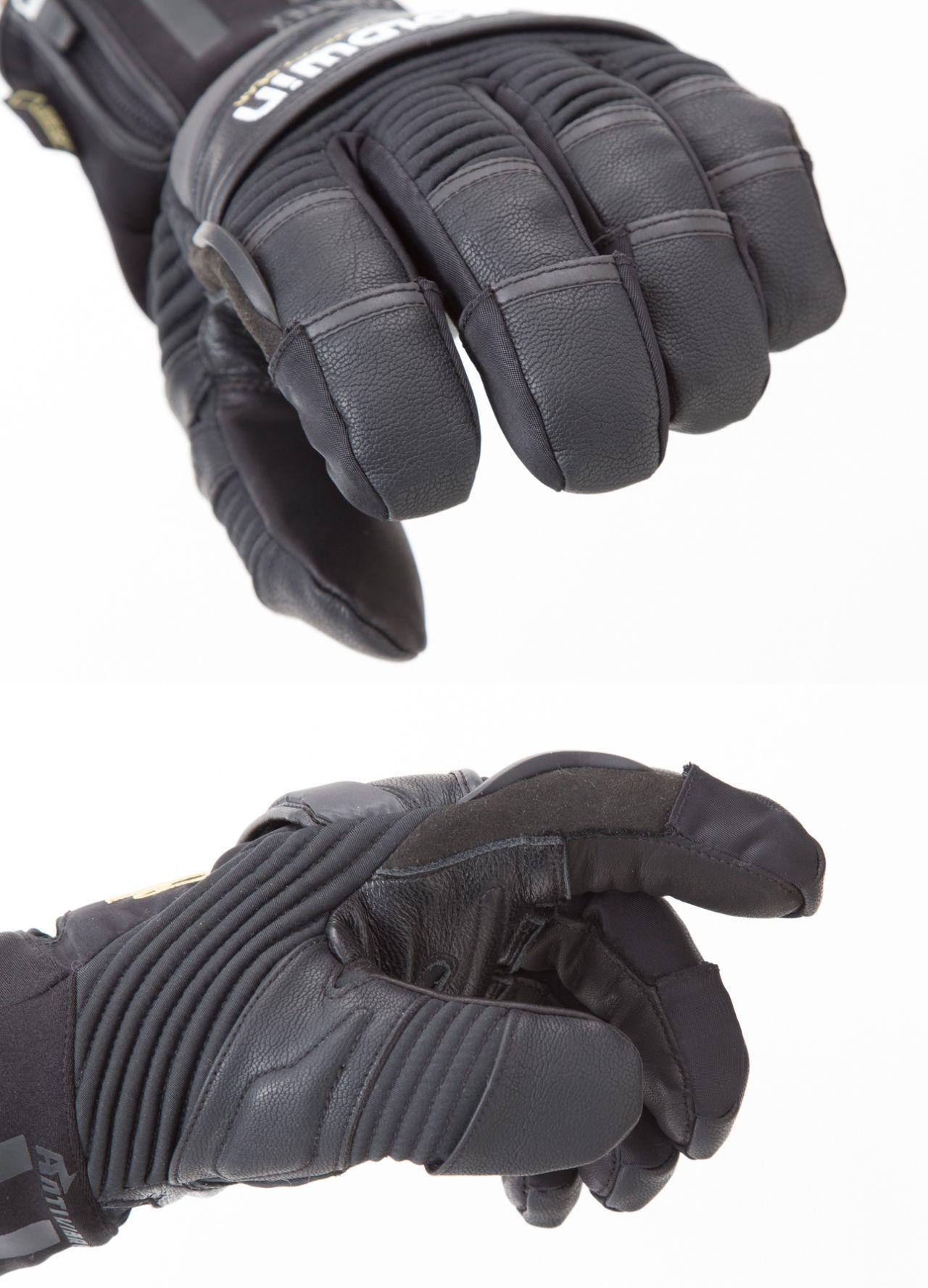 【GOLDWIN】EURO  Gore-Tex多層冬季手套 GSM16550 - 「Webike-摩托百貨」