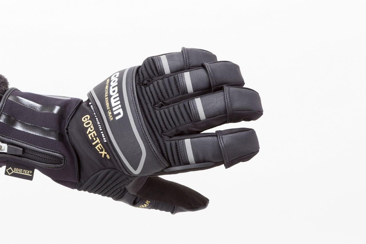 【GOLDWIN】Gore-Tex(R) 多層冬季手套 GSM16650 - 「Webike-摩托百貨」