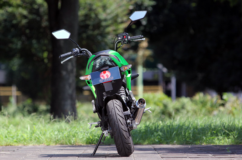 【SP忠男】PURESPORT Round 全段排氣管 - 「Webike-摩托百貨」