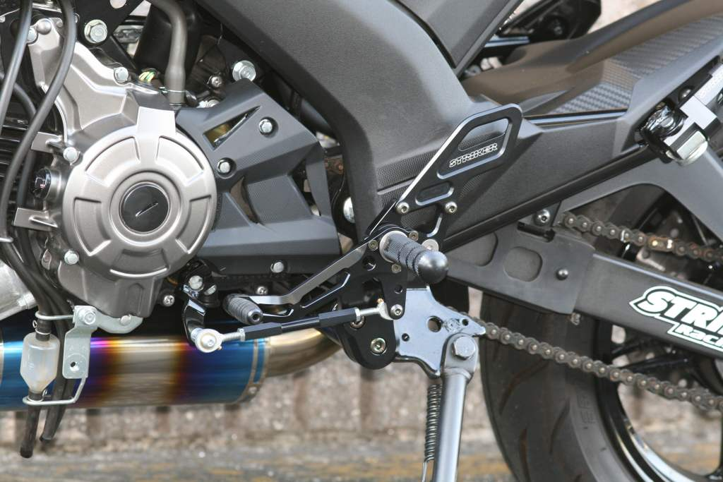 【STRIKER】特殊腳踏套件 - 「Webike-摩托百貨」