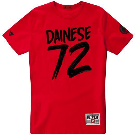 【DAINESE】72 T恤 - 「Webike-摩托百貨」