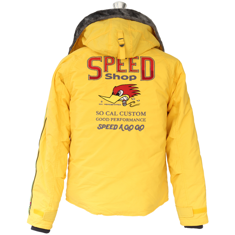 【Clay smith】SPEEDON(連帽外套) - 「Webike-摩托百貨」