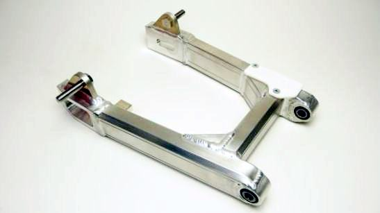【CLIPPING POINT】鋁合金後搖臂10mm長 - 「Webike-摩托百貨」