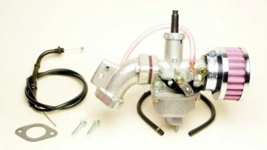 【CLIPPING POINT】加大化油器 22Φ&空氣濾芯套件 - 「Webike-摩托百貨」