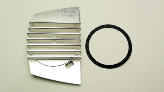 【CLIPPING POINT】大型散熱片L. 側蓋 - 「Webike-摩托百貨」