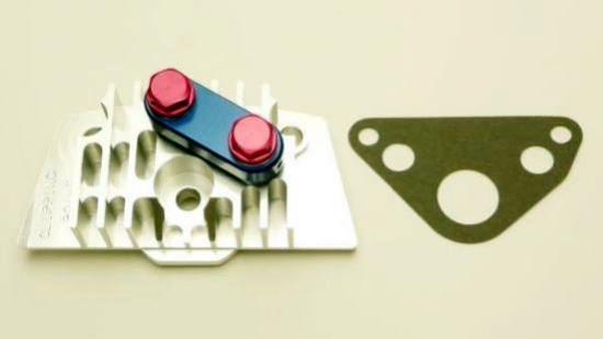 【CLIPPING POINT】大型散熱片R. 側蓋 - 「Webike-摩托百貨」