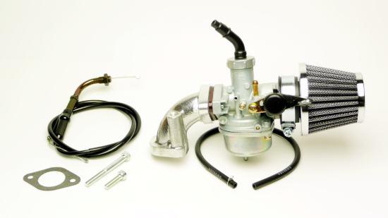 【CLIPPING POINT】加大化油器 20Φ&空氣濾芯套件 - 「Webike-摩托百貨」