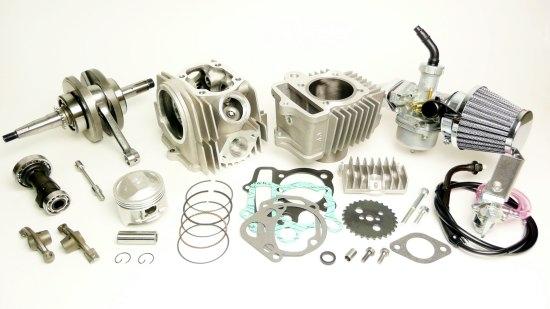 【CLIPPING POINT】hi-POWER  110cc套件 - 「Webike-摩托百貨」