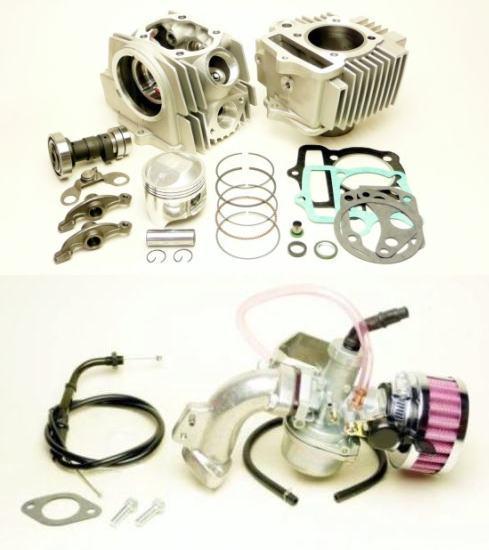 【CLIPPING POINT】hi-POWER  105cc套件 - 「Webike-摩托百貨」