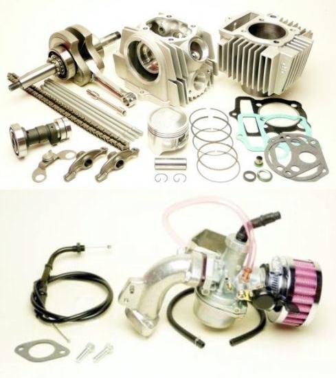 【CLIPPING POINT】hi-POWER  115cc套件 - 「Webike-摩托百貨」
