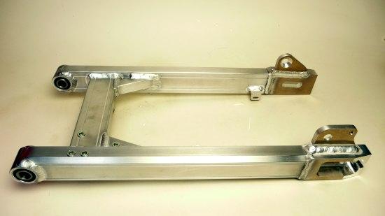 【CLIPPING POINT】鋁合金後搖臂 標準型 長 - 「Webike-摩托百貨」