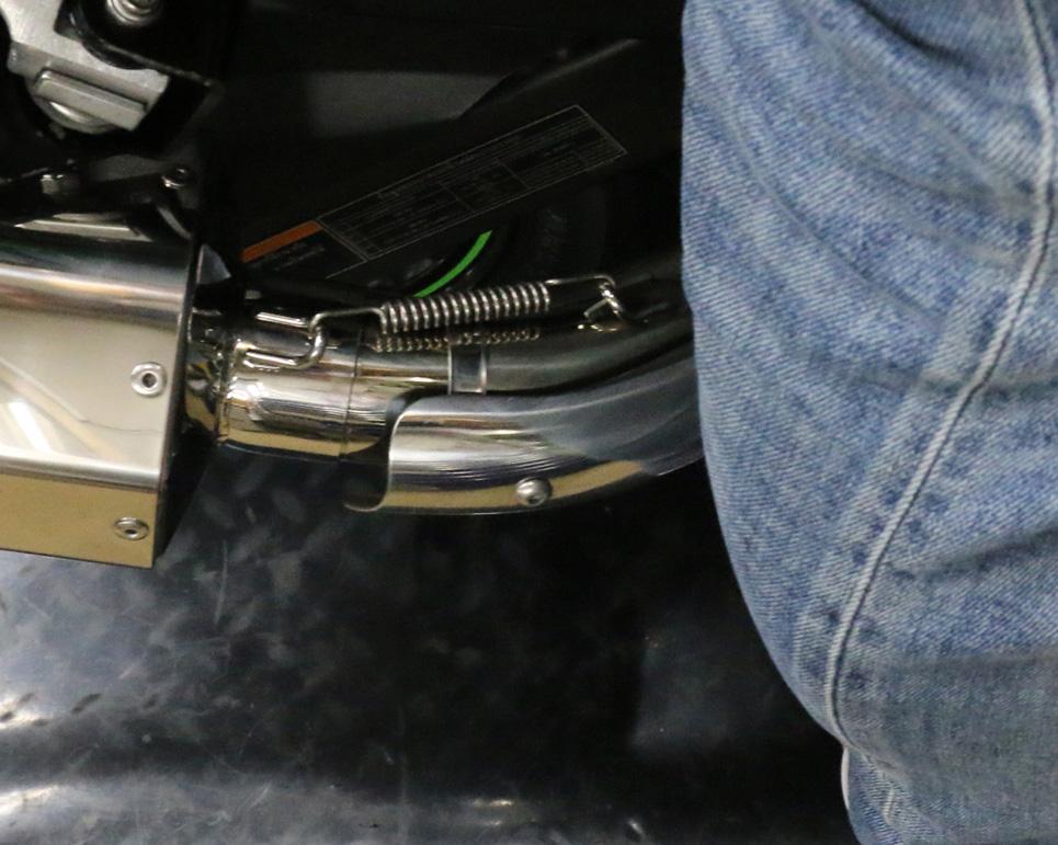 【KITACO】排氣管防燙蓋 - 「Webike-摩托百貨」