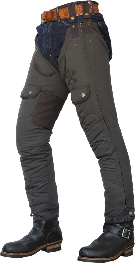 【Jams Gold】NIXON 保暖吊帶褲 - 「Webike-摩托百貨」