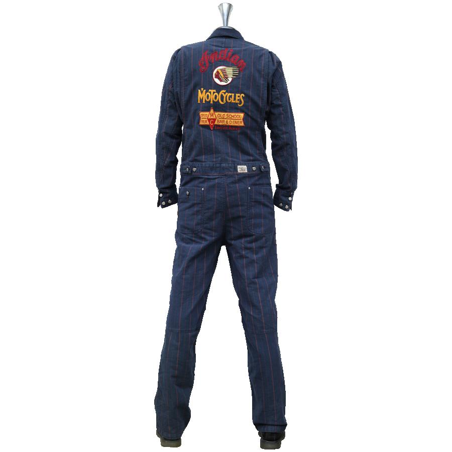【Indian】BURL 連身服 - 「Webike-摩托百貨」