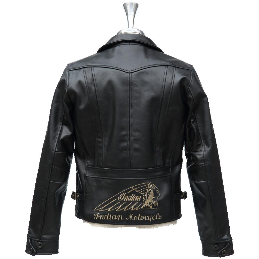 【Indian】HIGHTCKETT 皮革外套 - 「Webike-摩托百貨」