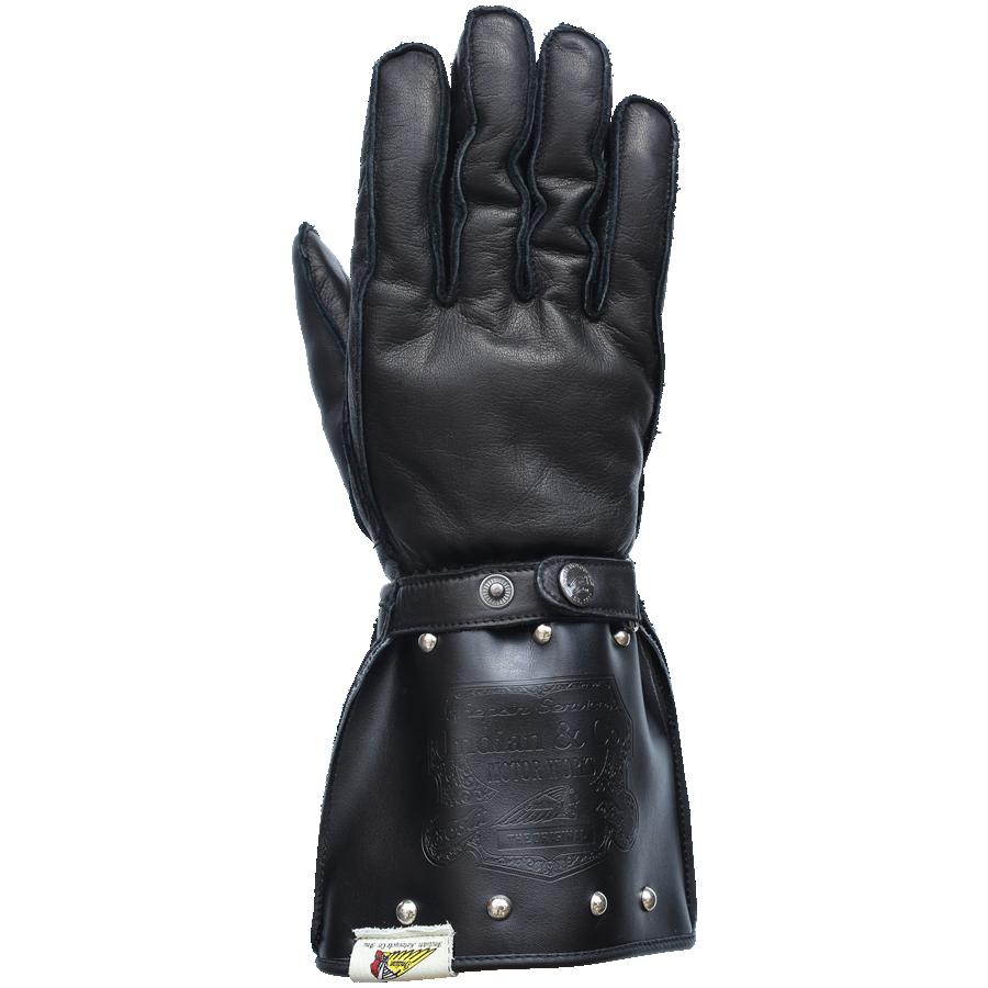【Indian】EBARTS皮革手套 - 「Webike-摩托百貨」