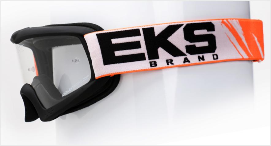 【EKS (X) Brand】兒童用越野風鏡【X-GROM】 - 「Webike-摩托百貨」