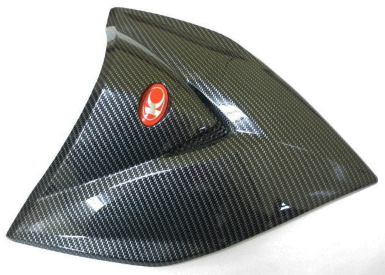 【KEIO PARTS】印刷碳纖維前蓋 - 「Webike-摩托百貨」