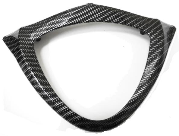 【KEIO PARTS】印刷碳纖維儀表蓋 - 「Webike-摩托百貨」