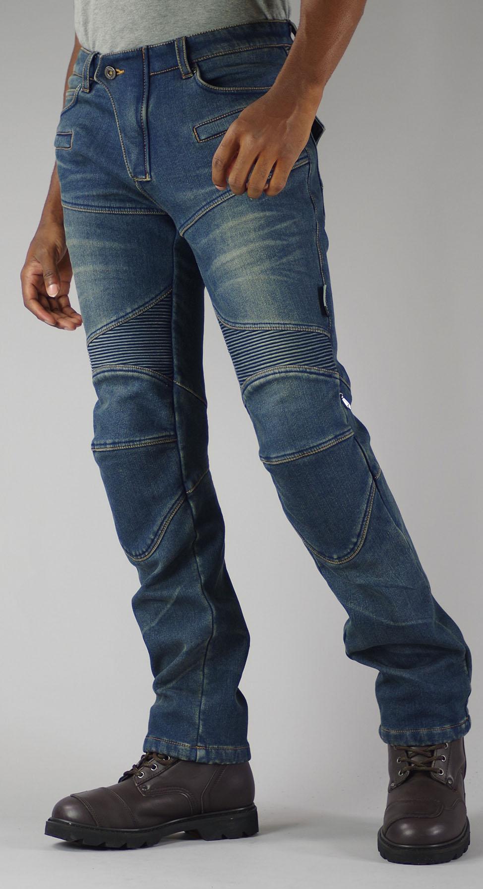 WJ-921S Super Fit Warm Denim Jeans KOMINE