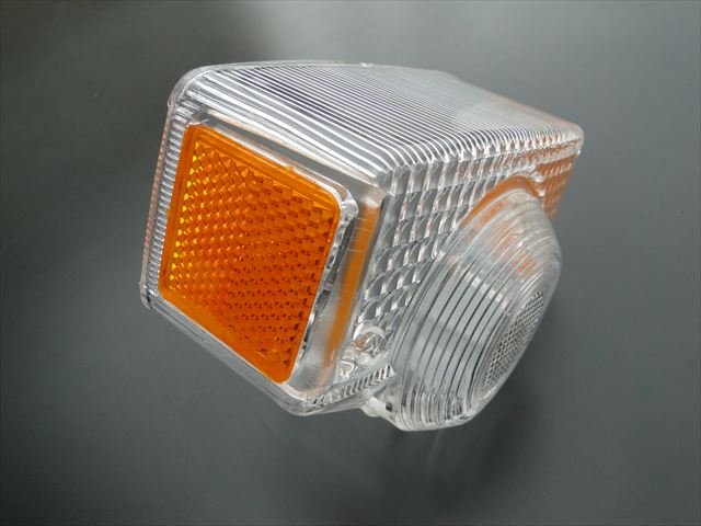 【BRC】CGC 透明尾燈燈殼 - 「Webike-摩托百貨」