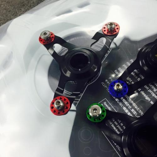 【TGR TECHNIX GEAR】碟盤護蓋支架套件 - 「Webike-摩托百貨」