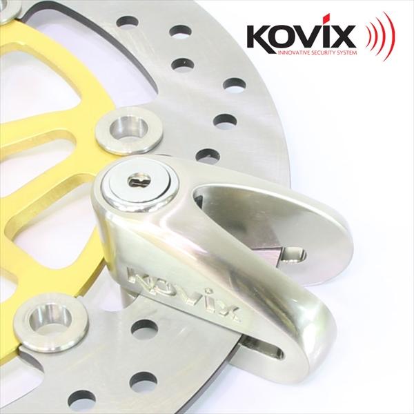 【RISE CORPORATION】KOVIX V字型碟盤鎖 KVZ - 「Webike-摩托百貨」
