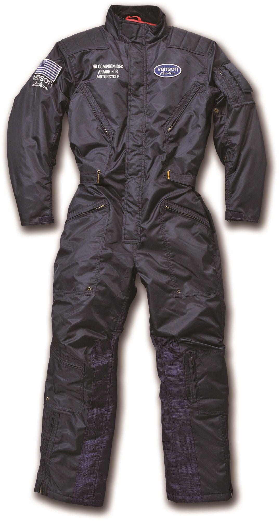 【VANSON】保暖連身雨衣 - 「Webike-摩托百貨」