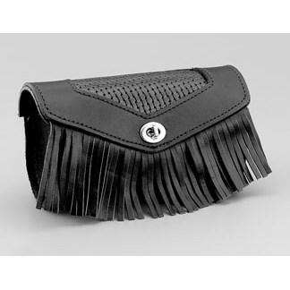 レザーフロントポーチ (Leather Front Pouch)