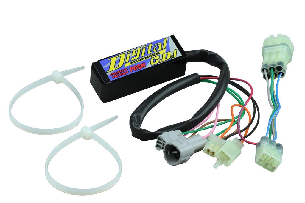 【CF POSH】Digital C.D.I. Advancer - 「Webike-摩托百貨」