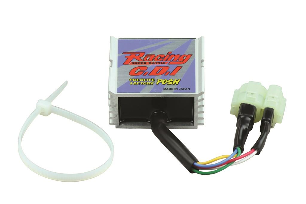 【CF POSH】Racing Super Battle C.D.I.  - 「Webike-摩托百貨」