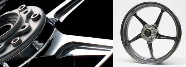 【GALE SPEED】鋁合金鍛造輪框【TYPE-C】 前輪 - 「Webike-摩托百貨」