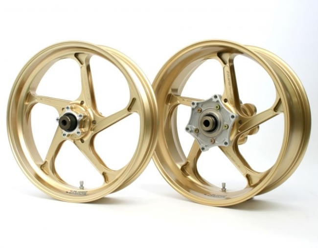 Forged Aluminum Front Wheel [TYPE-GP1S]