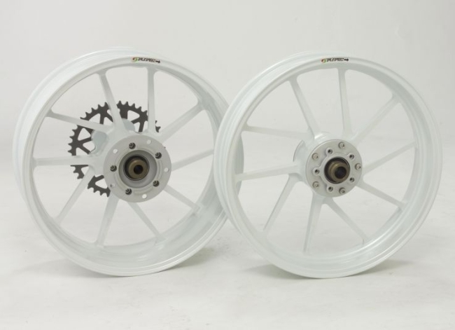 【GALE SPEED】鋁合金鍛造輪框【TYPE-R】 後輪 - 「Webike-摩托百貨」