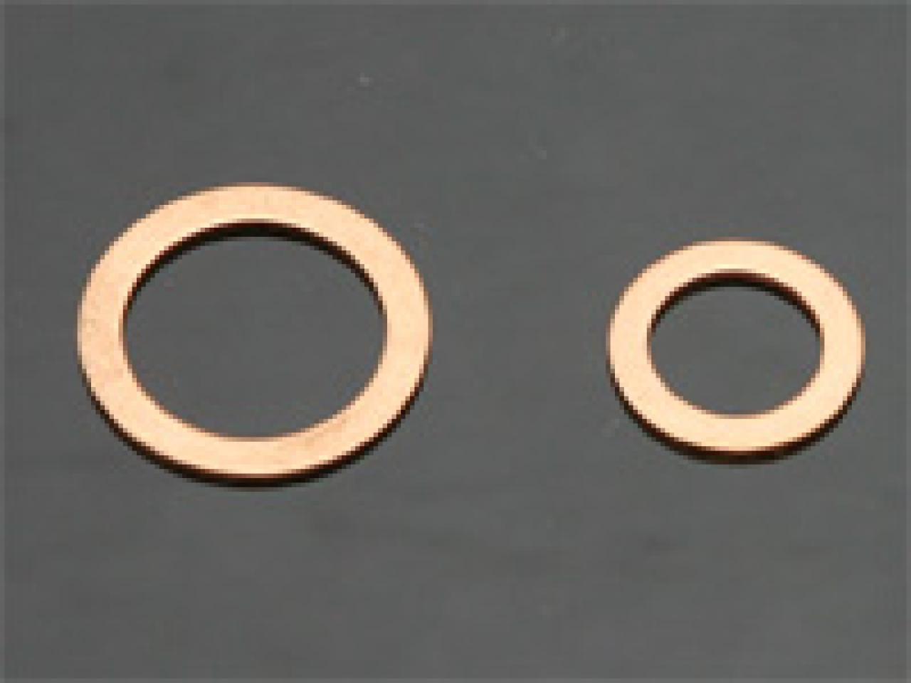 【K-FACTORY】含氧感知器 銅墊片 - 「Webike-摩托百貨」