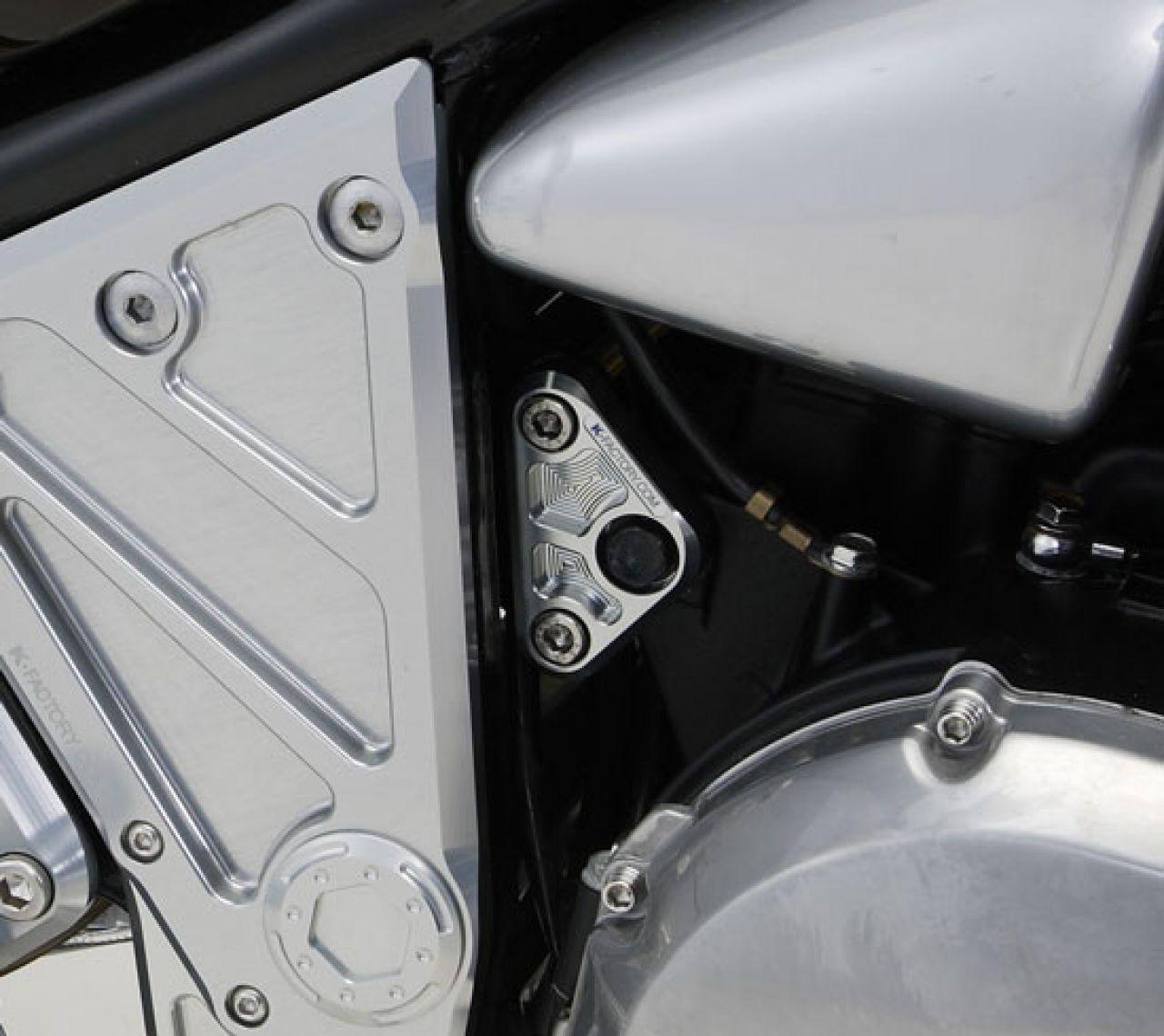 【K-FACTORY】引擎支架・後 - 「Webike-摩托百貨」