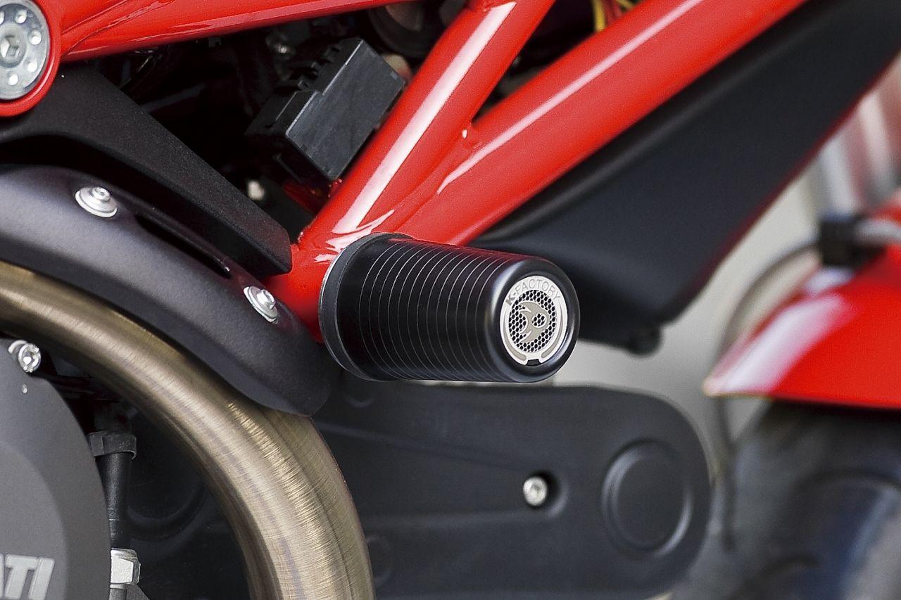 【K-FACTORY】引擎保護滑塊 (防倒球) - 「Webike-摩托百貨」