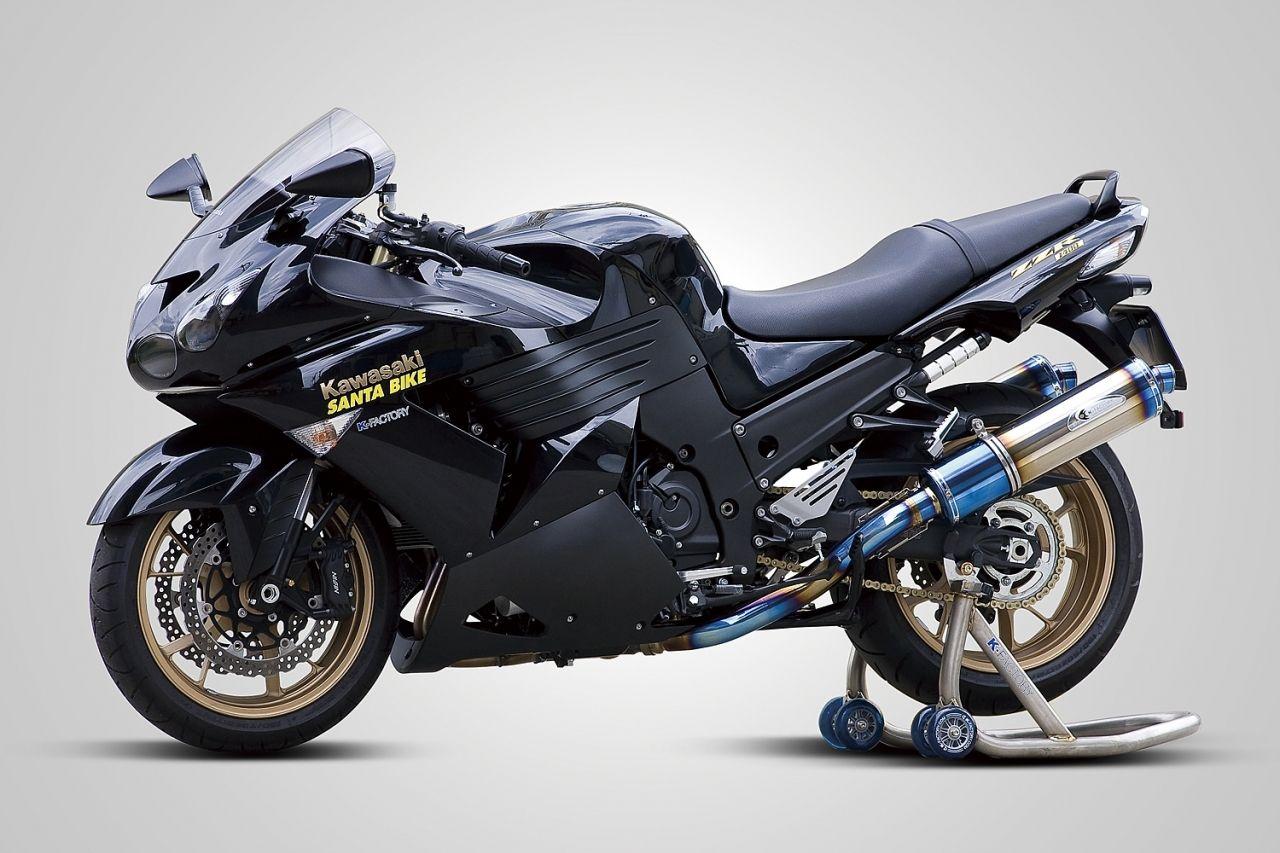 【K-FACTORY】FRC 排氣管尾段 (雙出型) - 「Webike-摩托百貨」