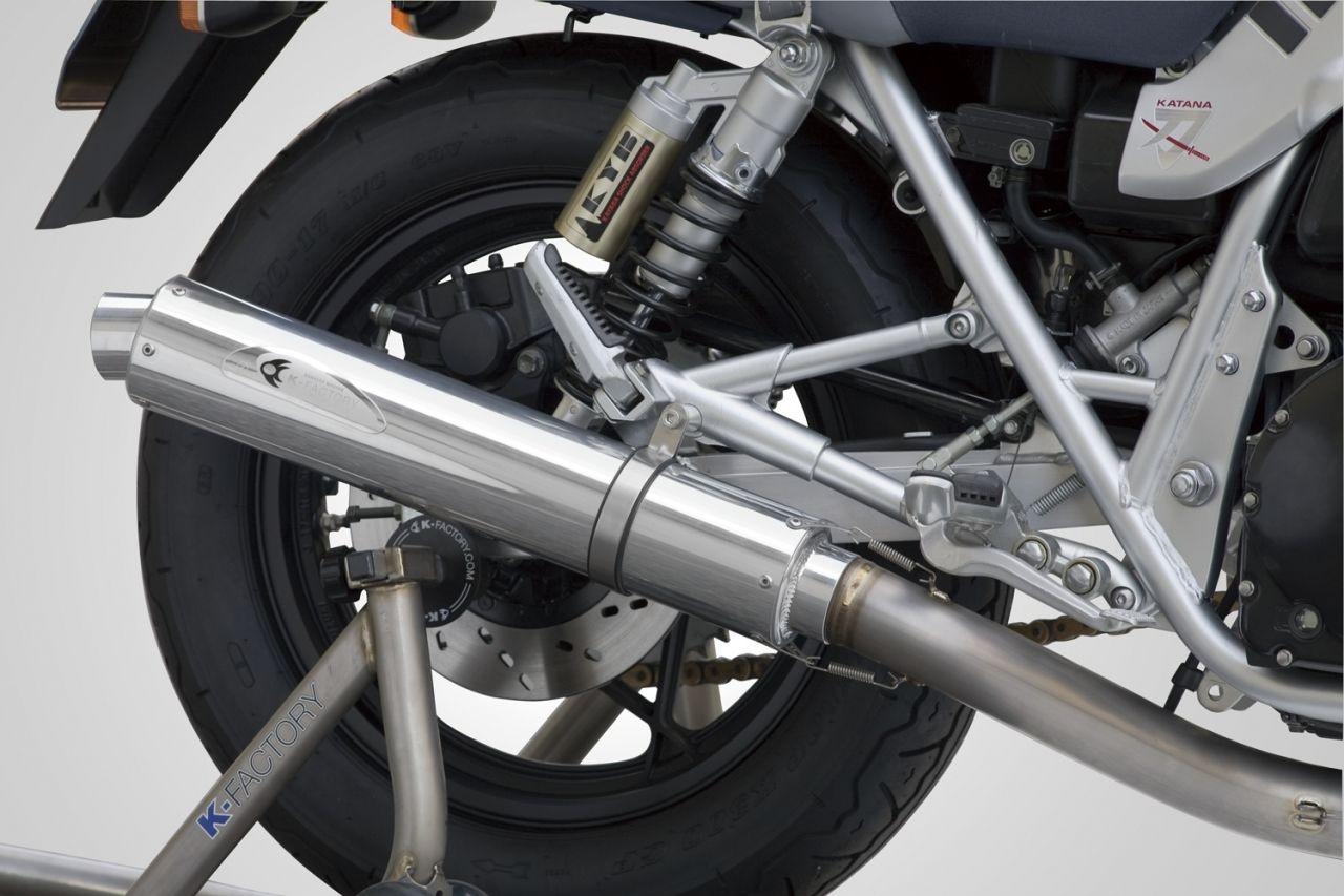 【K-FACTORY】CLR 全段排氣管 SDTYPE 單一販賣 - 「Webike-摩托百貨」
