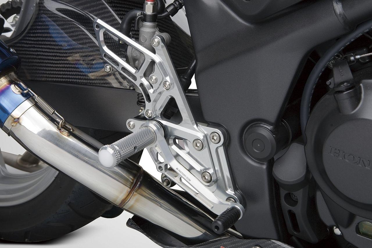 【K-FACTORY】競賽型腳踏後移 - 「Webike-摩托百貨」