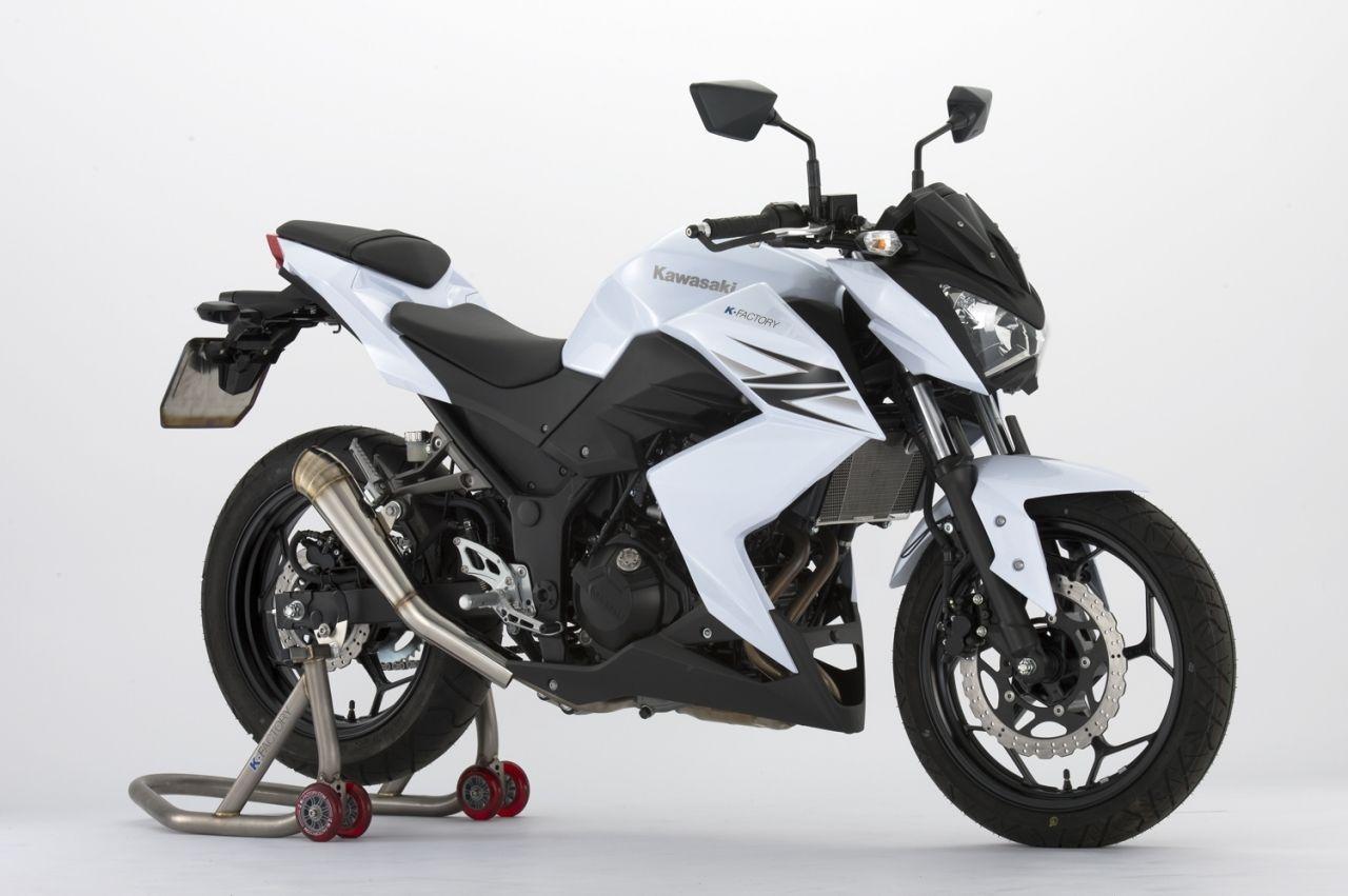 【K-FACTORY】3D鋼製擴音型GP排氣管尾段 - 「Webike-摩托百貨」