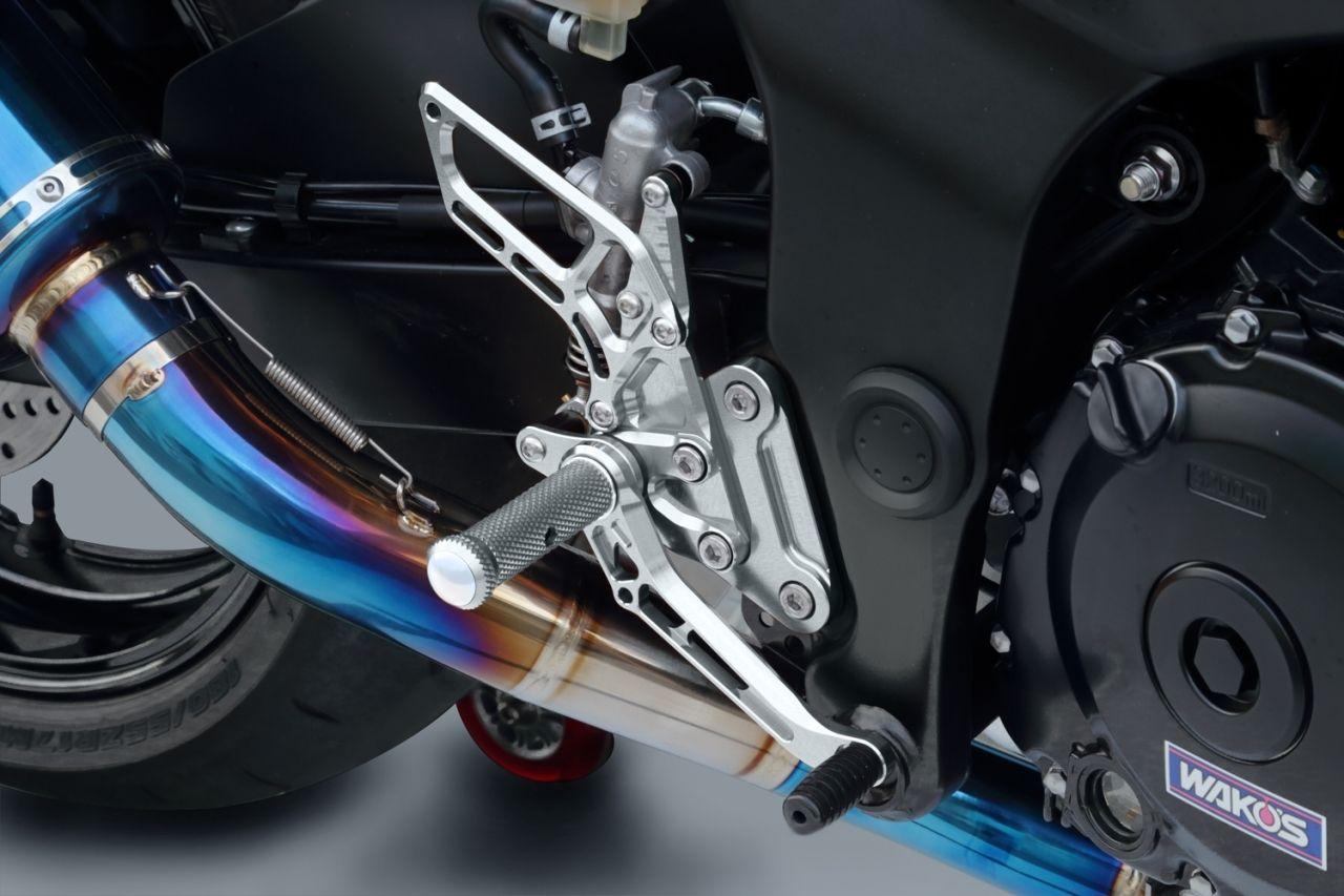 【K-FACTORY】腳踏後移套件 - 「Webike-摩托百貨」