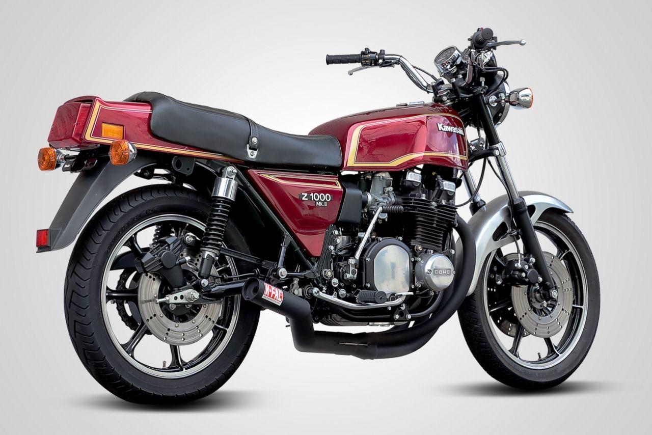 Kawasaki Z 1000 ST Air Filter Power Off Set 1979-1980
